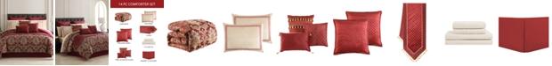 Hallmart Collectibles Hallmart Classico 14-Pc. Comforter Set