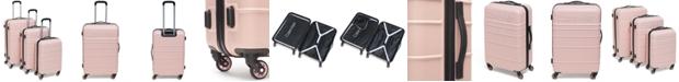 Calvin Klein Fillmore 3-Pc. Hardside Luggage Set