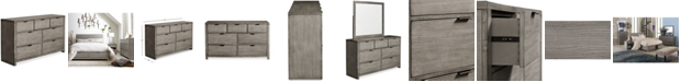 Furniture Tribeca 7 Drawer Dresser, Created for Macy's