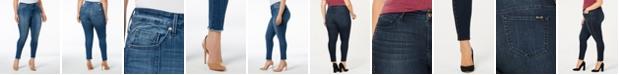 Seven7 Jeans Seven7 Trendy Plus Size Studded Skinny Jeans