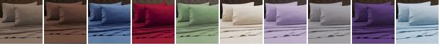 Tribeca Living Flannel Standard Pillowcase Set