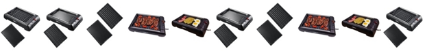 GoWISE USA Smokeless Grill And Griddle