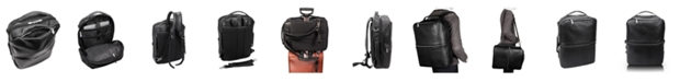 "McKlein East Side 17"" 2-In-1 Laptop Tablet Convertible Travel Backpack Cross-Body"