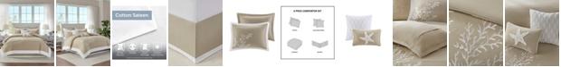 Harbor House Coastline 6-Pc. Full Comforter Set