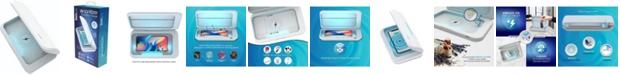 Tzumi Ion UV Pro Phone Sanitizer & Wireless Charger