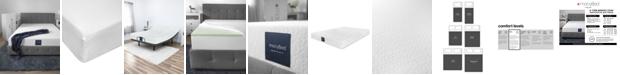 """MacyBed 8"""" Firm Memory Foam Mattress in a Box"""