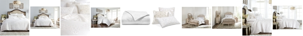 Hotel Collection Classic Scroll Appliqué Cotton Bedding Collection, Created for Macy's