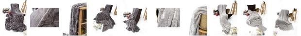 Happycare Textiles Happycare Tex Diamond Embossed Micro Velvet Blanket, King Size