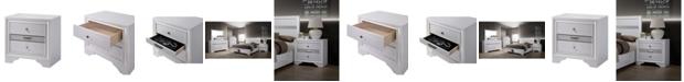 Furniture of America Laren Contemporary Nightstand