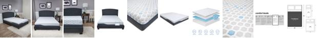 """SensorGel 10"""" Plush Mattress- Full, Mattress in a Box"""