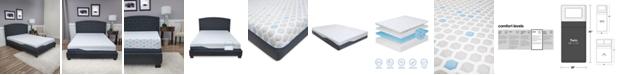 """SensorGel 10"""" Plush Mattress- Twin, Mattress in a Box"""