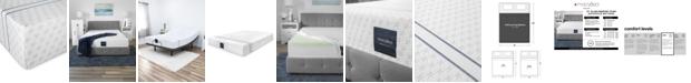 "MacyBed 10"" Plush Memory Foam Mattress- California King, Mattress in a Box"