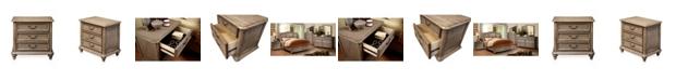 Furniture of America Bartrand 3-drawer Nightstand
