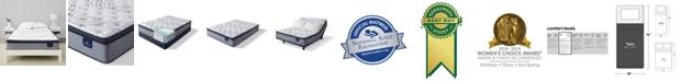 "Serta Perfect Sleeper Kleinmon II 13.75"" Firm Pillow Top Mattress - Twin"