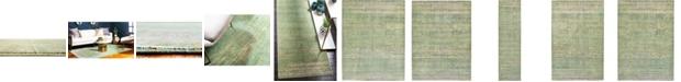 Bridgeport Home Malin Mal8 Green Area Rug Collection