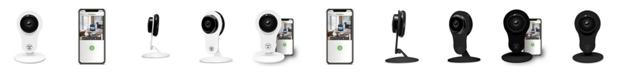 Westinghouse Security Slim Indoor Wifi-Enabled Security Camera