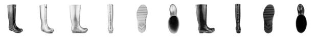 Juicy Couture Women's Tulip Logo Rainboots