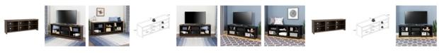 """Prepac  Sonoma 72"""" TV Stand"""