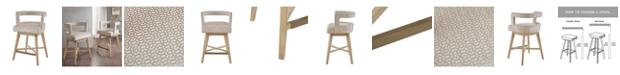 Furniture Glenwood Swivel Counter Stool