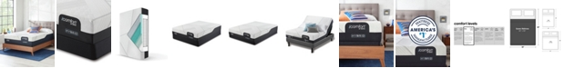 "Serta iComfort by CF 2000 12.5"" Hybrid Firm Mattress Set - Queen"