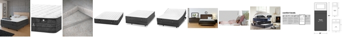 """Hotel Collection by Aireloom Coppertech 13"""" Plush Mattress- Twin, Created for Macy's"""