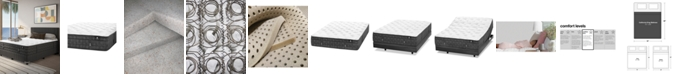 """Hotel Collection by Aireloom Holland Maid 13.5"""" Cushion Firm Mattress- California King, Created for Macy's"""
