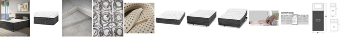 """Hotel Collection by Aireloom Holland Maid 14.5"""" Luxury Firm Mattress- Twin XL, Created for Macy's"""