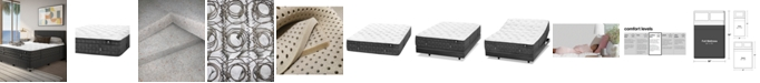 """Hotel Collection by Aireloom Holland Maid 14.5"""" Luxury Firm Mattress- Full, Created for Macy's"""