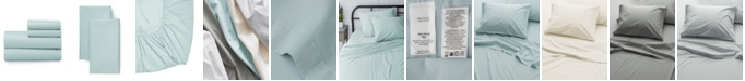 Welhome The Super Soft Washed Cotton Breathable Queen Sheet Set