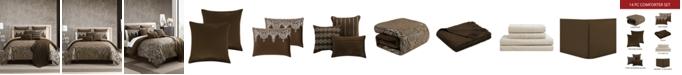 Hallmart Collectibles Kittral 14-Pc. Comforter Set