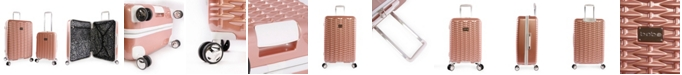 bebe Lydia 2-Pc. Luggage Set