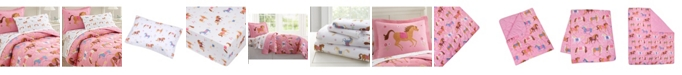 Wildkin 5 Pc Bed in a Bag - Twin Collection