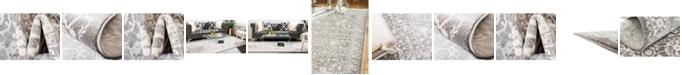 Bridgeport Home Norston Nor1 Gray Area Rug Collection