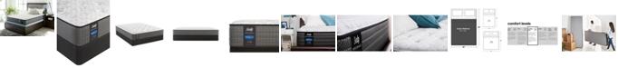 "Sealy Posturepedic Chase Pointe LTD II 11"" Cushion Firm Mattress Set- Queen Split"