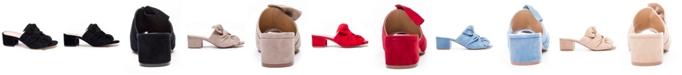 Chinese Laundry Women's Marlowe Block Heel Mules