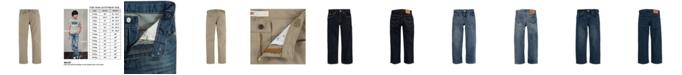 Levi's Little Boys 514 Straight Fit Jeans