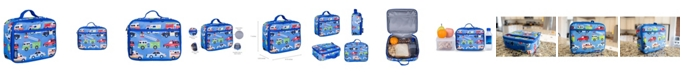 Wildkin Heroes Lunch Box