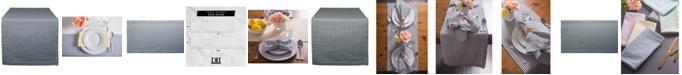"""Design Imports Seersucker Table Runner 14"""" x 108"""""""