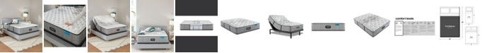 "Beautyrest Harmony Lux Carbon 12.5"" Extra Firm Mattress - Full"
