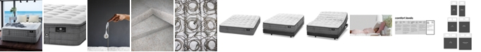 "Hotel Collection by Aireloom Handmade Plus 14.5"" Luxury Plush Luxetop Mattress Collection, Created for Macy's"