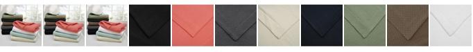 Superior Diamond Pattern Jacquard Matelasse 3 Piece Bedspread Set, King