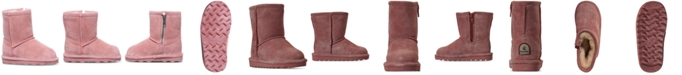 BEARPAW Toddler Girls' Elle Short Boots from Finish Line