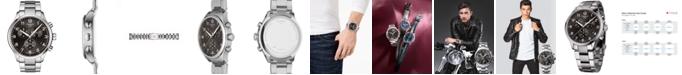 Tissot Men's Swiss Chronograph Chrono XL Classic T-Sport Stainless Steel Bracelet Watch 45mm
