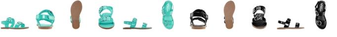 Nina Toddler, Little, & Big Girl's Brunny Patent Sandal
