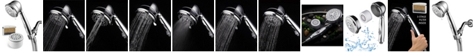 HotelSpa AquaCare By Hotel Spa 7-Setting Filtered Handheld Shower Head