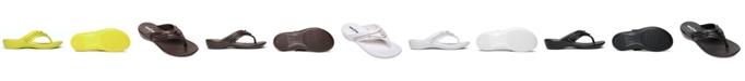 Minnetonka Silverthorne Prism Flip-Flop Sandal