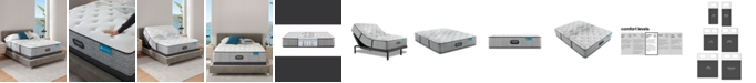 """Beautyrest Harmony Lux Carbon 13.75"""" Medium Firm Mattress Collection"""