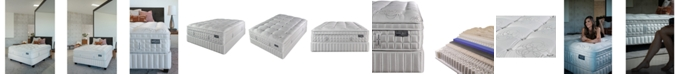 "King Koil Austen Collection Marlow 14.5"" Plush Euro Pillow Top Mattress Set- Twin"