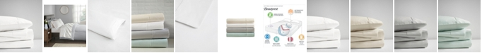 Beautyrest 400 Thread Count Full 4-Piece Wrinkle Resistant Cotton Sateen Sheet Set
