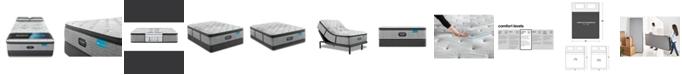 "Beautyrest Harmony Lux Carbon 15.75"" Medium Pillow Top Mattress Set - California King"
